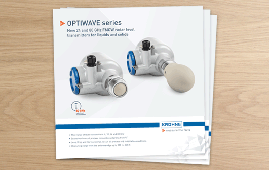 Highlight Brochure OPTIWAVE